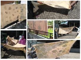 Pengembangan Batik Ecoprint