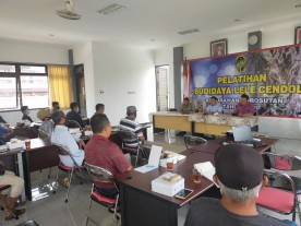 Pelatihan Lele Cendol Kelurahan Sorosutan