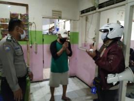 Kelurahan Sorosutan Gencar Laksanakan Edukasi dan Penegakan PPKM Darurat